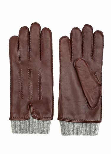 Mazzoleni Gloves Eldiven Bordo